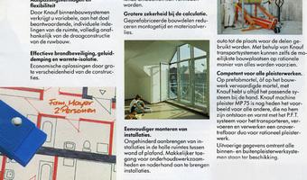 Pleisterwerken Luc De Vuyst - Gyprocwerken