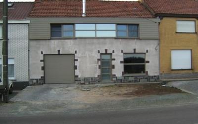 Pleisterwerken Luc De Vuyst - Onkerzele 1