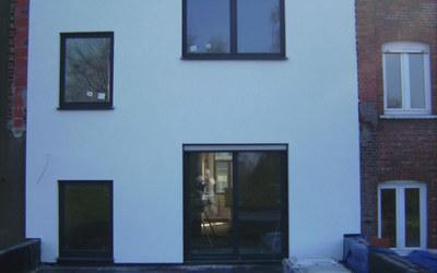 Pleisterwerken Luc De Vuyst - Aalst
