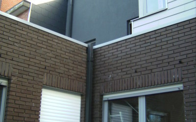 Pleisterwerken Luc De Vuyst - St Martens Lierde