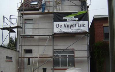 Pleisterwerken Luc De Vuyst - Viane