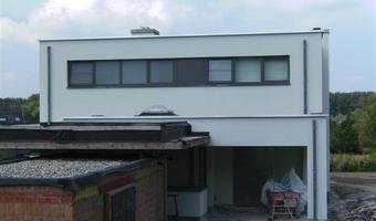 Pleisterwerken Luc De Vuyst - Onkerzele 3