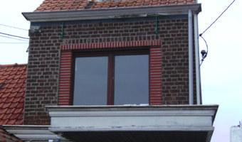 Pleisterwerken Luc De Vuyst - Moorsel