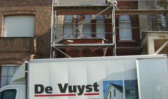 Pleisterwerken Luc De Vuyst - Onkerzele